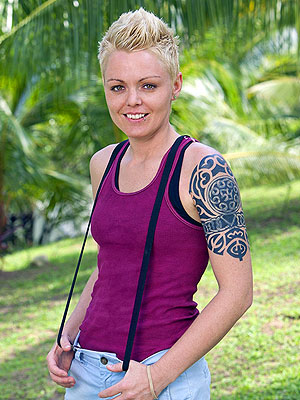 Survivor: Philippines - Dana Lambert's Exit Interview