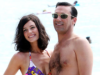 Review: Mad Men Enters Middle Age for Season 6 | Jessica Pare, Jon Hamm