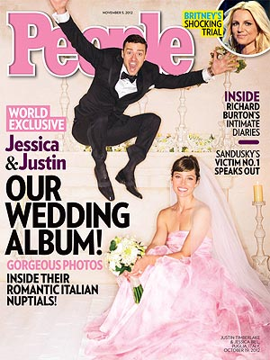 Jessica Biel, Justin Timberlake's Wedding Photo Revealed
