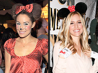 Seeing Double: Kristin Cavallari & Lauren Conrad Both Wear Minnie Mouse Costumes | Kristin Cavallari, Lauren Conrad