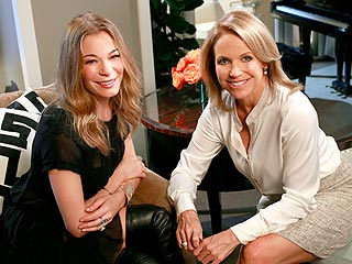 LeAnn Rimes: I Feel Like I Am Starting Over | Katie Couric, LeAnn Rimes