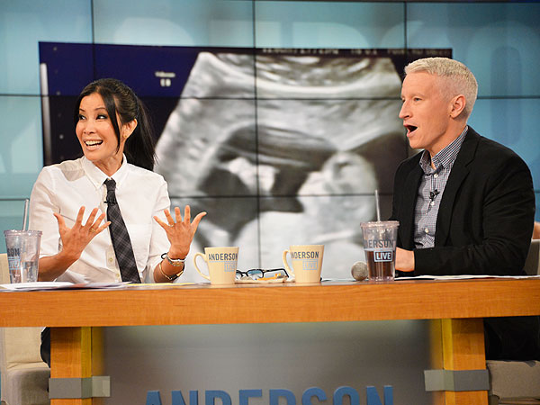 Anderson Live: PEOPLE's Kate Hogan Blogs Lisa Ling Pregnancy and More