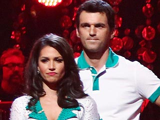 Melissa Rycroft Returns to the Dancing Ballroom After Injury