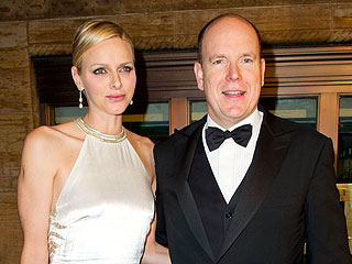 Prince Albert & Princess Charlene Have Date Night in N.Y.C.