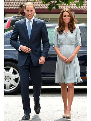 Kate Helps Prince William Improve HIs Look