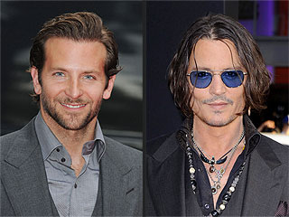 Bradley Cooper, Johnny Depp Set for Hot New Roles (& More Casting News) | Bradley Cooper, Johnny Depp