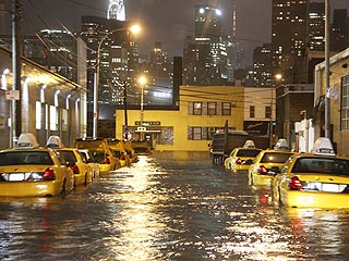 Stars Bring Levity and Prayers During Sandy Disaster