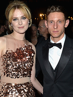 Evan Rachel Wood and Jamie Bell Get Married!