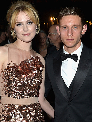 Evan Rachel Wood Wedding, Marries Jamie Bell