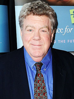 Cheers Star George Wendt Hospitalized with Chest Pains