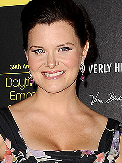 Heather Tom Welcomes Son Zane Alexander