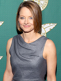 Jodie Foster to Receive Golden Globes Top Honor
