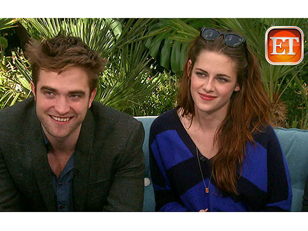 Robert Pattinson, Kristen Stewart Hold Hands on Halloween