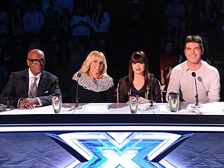 Who's in First (and Last) Place on The X Factor?