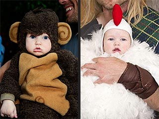 Poll: Which of Jessica Simpson&#39;s Daughter&#39;s Costumes Is Cuter?