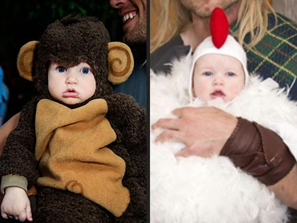 Jessica Simpson's Daughter's Halloween Costumes: Poll