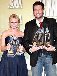 How Miranda & Blake Will Celebrate Their Big CMA Wins