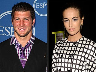 Are Tim Tebow & Camilla Belle Suiting Up for Romance?