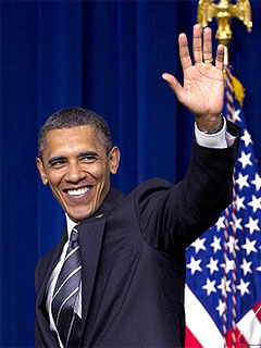 President Barack Obama Wins Re-Election | Barack Obama