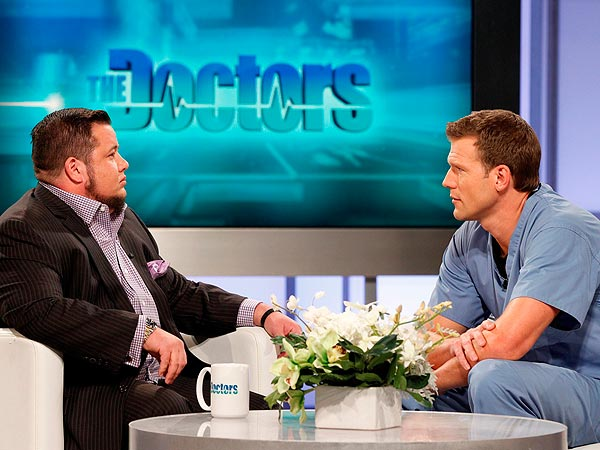Chaz Bono Is on a Public Mission to Lose at Least 50 Lbs.| Health, The Doctors, BodyWatch, TV News, Chaz Bono
