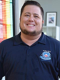 Chaz Bono Is on a Public Mission to Lose at Least 50 Lbs.