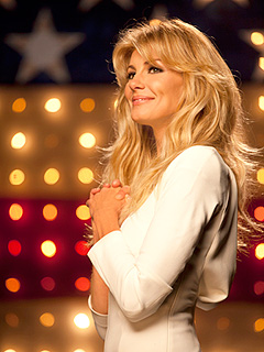 Behind the Scenes on Faith Hill's New Video for 'American Heart' | Faith Hill