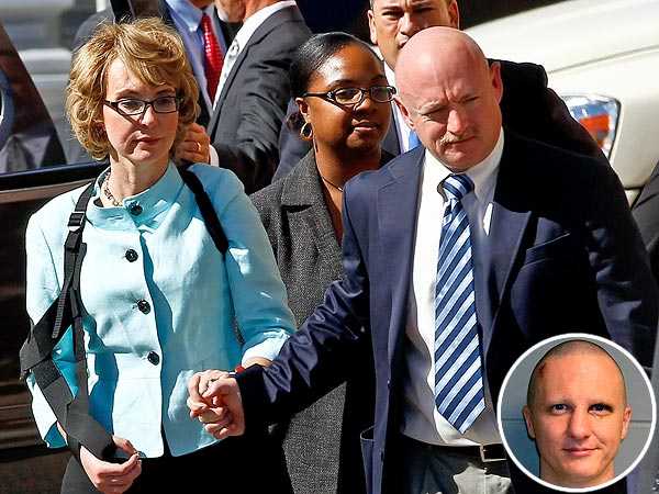 Gabrielle Giffords Shooter Jared Loughner Sentenced; Gets Life in Prison
