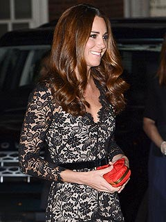 Kate's Fundraising Includes Lucky Lupo and Lace Dresses! | Kate Middleton