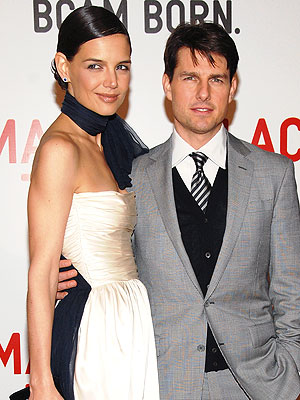 Tom Cruise: Katie Never Said Scientology Was a Factor in Divorce | Katie Holmes, Tom Cruise