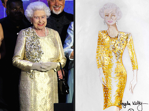 Designer Reveals Secrets to Dressing Queen Elizabeth | Queen Elizabeth II