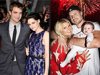 Relive PEOPLE.com&#39;s 10 Biggest Celebrity Stories of 2012 | Eric Johnson, Jessica Simpson, Kristen Stewart, Robert Pattinson