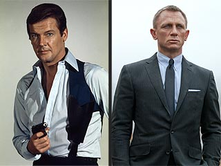 Roger Moore: Skyfall with Daniel Craig Is 'The Best Bond of All' (VIDEO)
