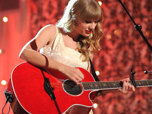 Taylor Swift Explains the Significance of 'Red'