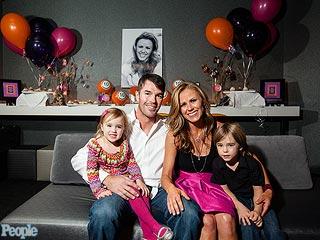 Inside Trista Sutter's 40th Birthday Party   Ryan Sutter, Trista Rehn