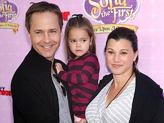 Photo of Chad Lowe & his  Daughter  Fiona Hepler Lowe