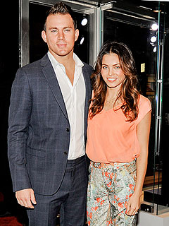 Channing & Jenna Are Planning a Fierce Christmas Dance-Off | Channing Tatum, Jenna Dewan