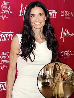 Post India Trip, Demi Moore Quietly Marks Her 50th Birthday | Demi Moore