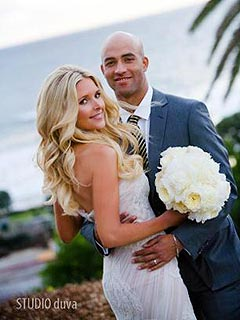James Blake Ties the Knot