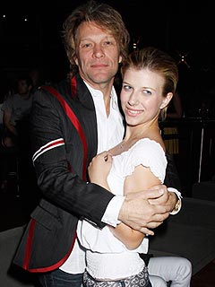 Jon Bon Jovi's Teen Daughter Arrested After Possible Heroin Overdose