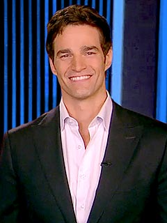 ET Names Rob Marciano New Co-Anchor