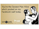 Send Out a Sexiest Man Alive Someecard!
