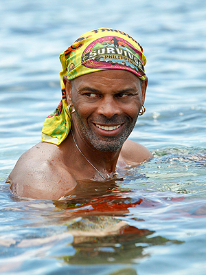 Survivor's Artis Silvester: I'm Not an Angry Man