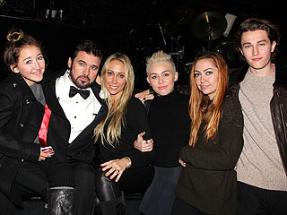 PHOTO: Miley Cyrus Is Turning 20 – and the Family's All Together!