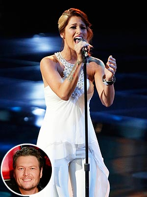 The Voice Recap: Blake Shelton Has Unforgettable Night Thanks to Cassadee Pope