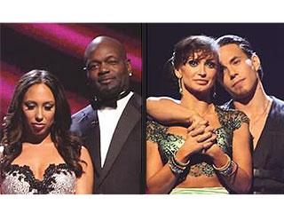 Apolo Ohno & Emmitt Smith Eliminated on Dancing with the Stars