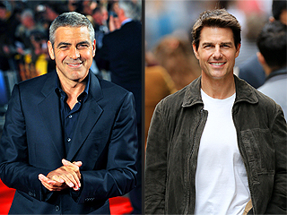 Take Me to Your Leader! Cruise & Clooney Sign On to Sci-Fi Flicks & More Casting News | George Clooney, Tom Cruise