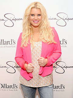 Jessica Simpson: Motherhood Is the Best - and the Most Challenging