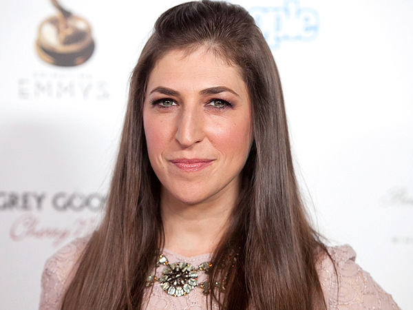 Mayim Bialik Divorcing Michael Stone : People.