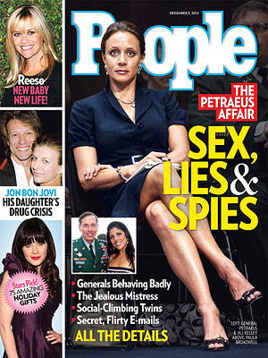 Paula Broadwell 'Devastated' by Her Role in Petraeus Affair| Sex Scandals, Celebrity Scandals, Real People Stories, David Petraeus, Paula Broadwell