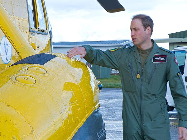 Prince William on Saving Lives: There's 'No Greater Calling'  Good Deeds, The Royals, Kate Middleton, Prince William